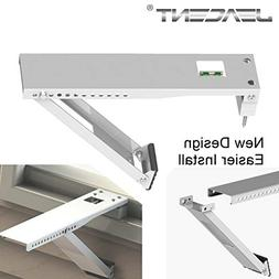 Jeacent Window Air Conditioner Brackets, Universal AC Window