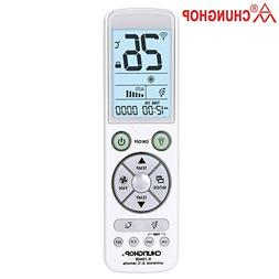Chunghop Universal Remote for Air Conditioner Control with B