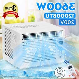 Window Air Conditioner 12000BTU Quiet Cooling Dehumidifier K