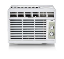 Window Air Conditioner 5,000 BTU Electric Unit Cool Rooms Of