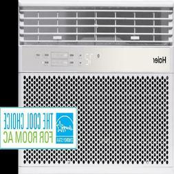 Haier Window Air Conditioner AC w/ Remote Control 6000 BTU D
