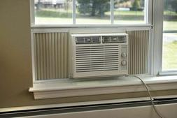 Window Air Conditioner Small AC Room Bedroom Office Quiet Fi