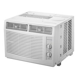 Window Mount Air Conditioner 5000 BTU Cooling Fan Cooler Sma