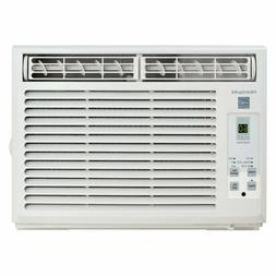 Window-Mounted Air Conditioner 5,000-BTU With Remote 115V Wa