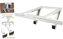 Xurayong Window AC Air Conditioner Support Bracket No Drilli